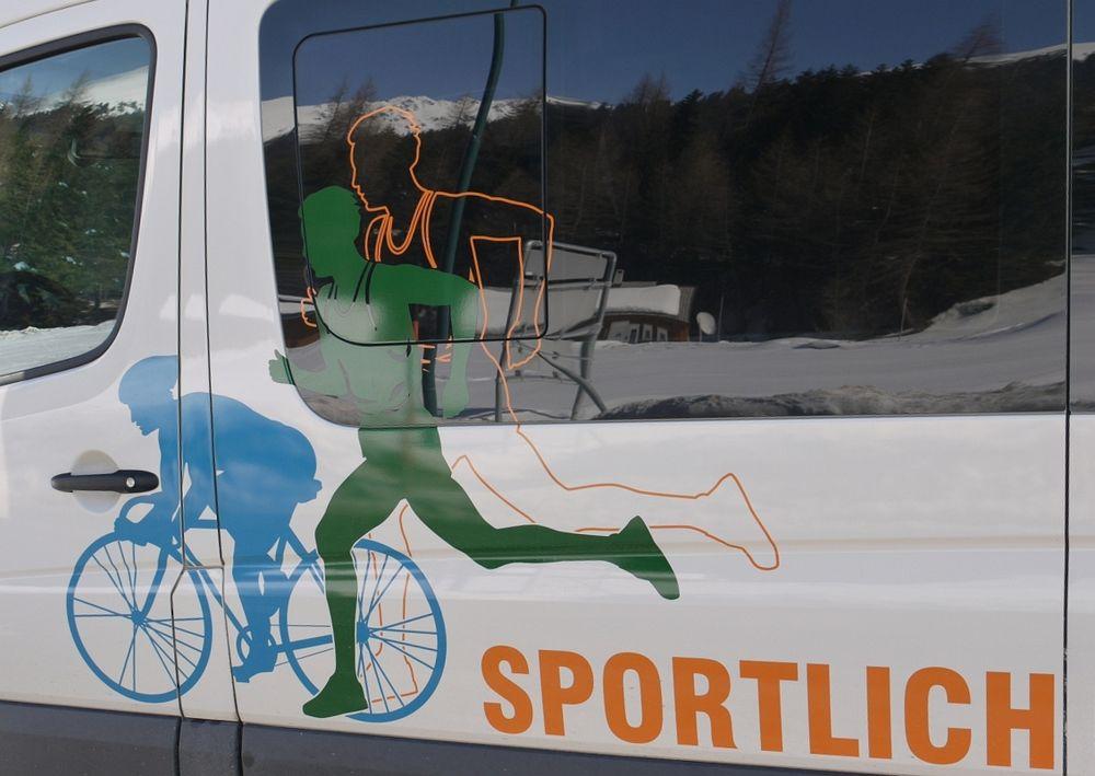 ... sportlich !
