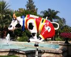 sportliche Kuh