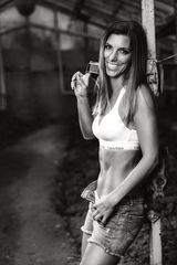 Sportswoman - Sarah
