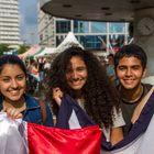 Sprachschüler aus aller Welt