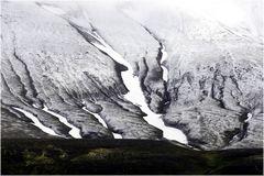 * Sprengisandur - Schnee im Juli * . . . Iceland 21