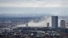 Sprengung Bonn-Center 5