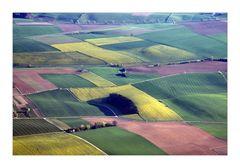 Spring from the Air - Frühling aus der Luft
