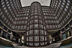 Sprinkenhof Hamburg .