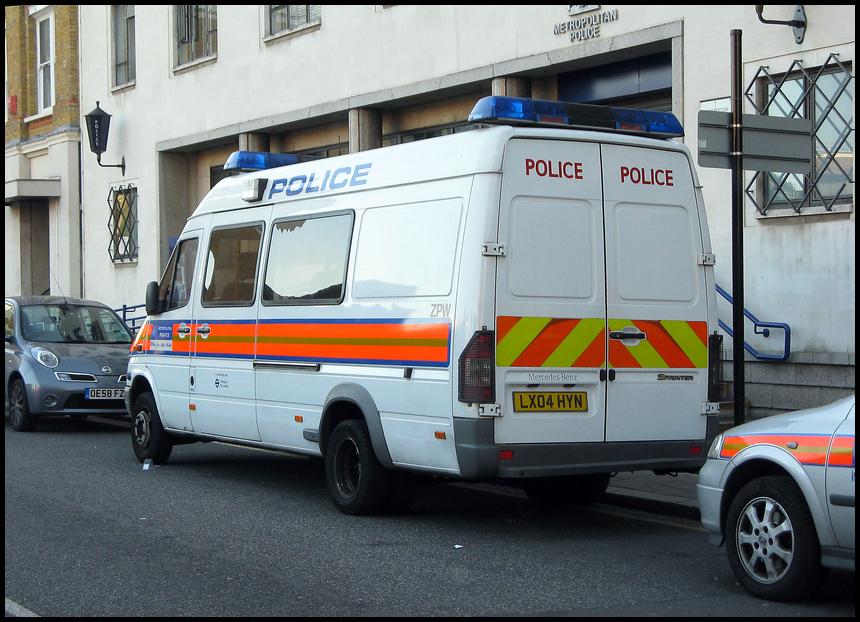 Sprinter GB 1 POLICE