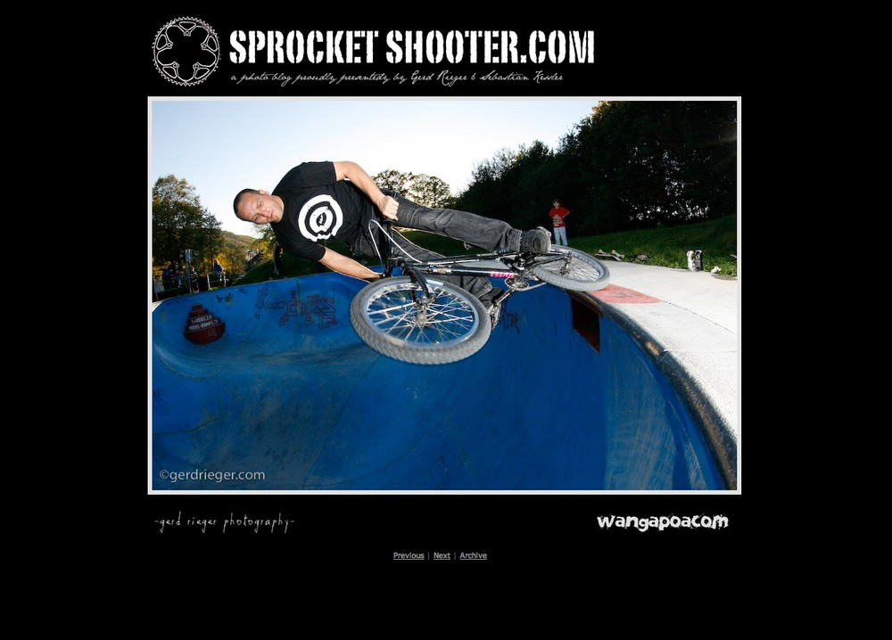 Sprocket Shooter