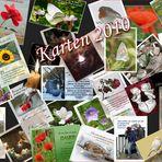 Spruchkarten von 2010