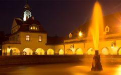 Sprudelhof in Bad Nauheim