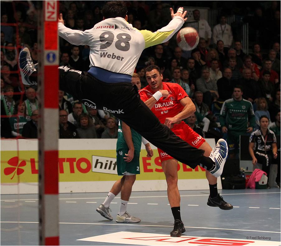 ... Sprungkraft - Handball Bundesliga 2011/12