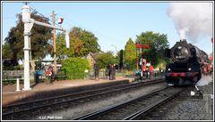 Spuren der DR im Eisenbahnmuseum der VSM Niederlande