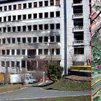Spuren des Kriegs - Die chirurgischen Eingriffe der Nato in Belgrad 1999 (1)