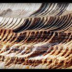 Spuren im Tagebau .... Garzweiler