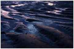 Spuren im Watt (2)