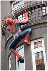 Spyderman nun auch in Delmenhorst