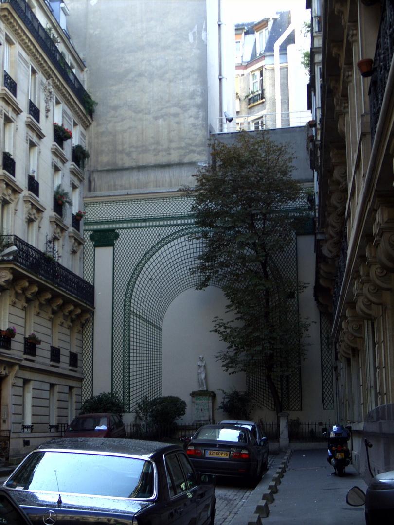 Square de Maubeuge