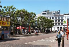 Square of Hamburg
