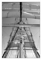 square sails