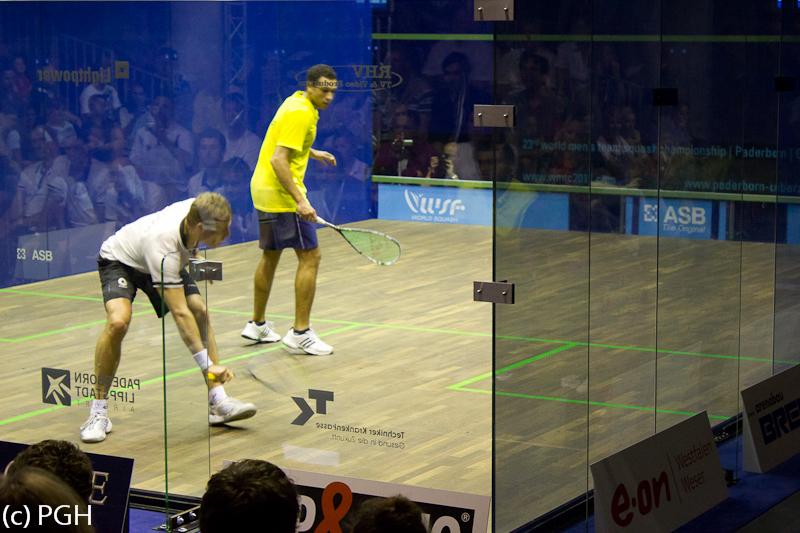 Squash Team WM 2011 II