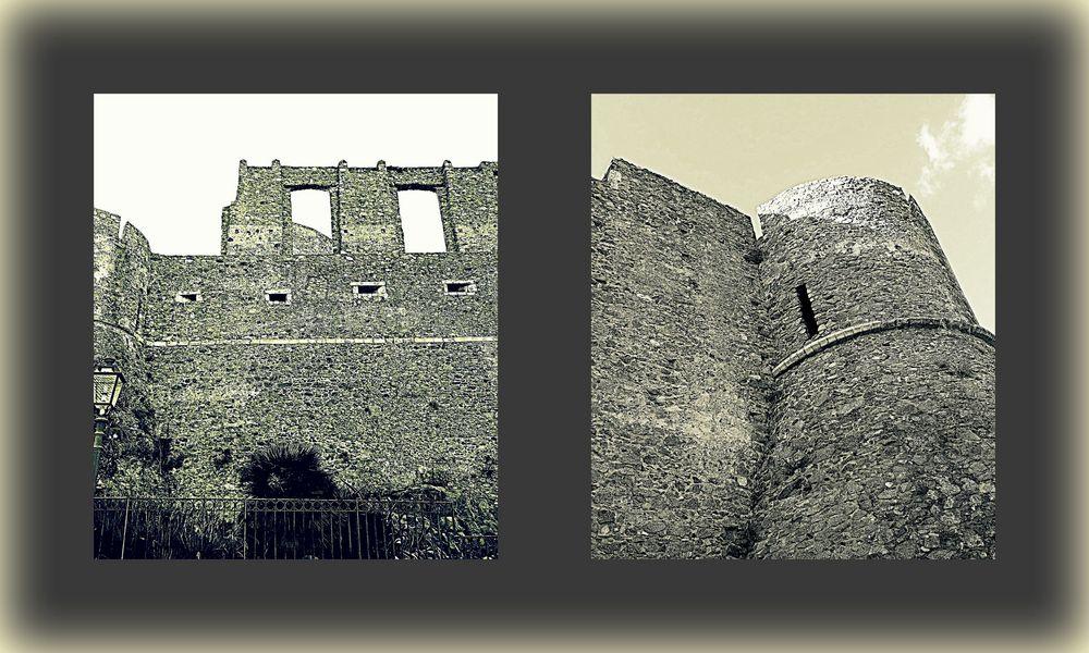Squillace...scorci del castello normanno..
