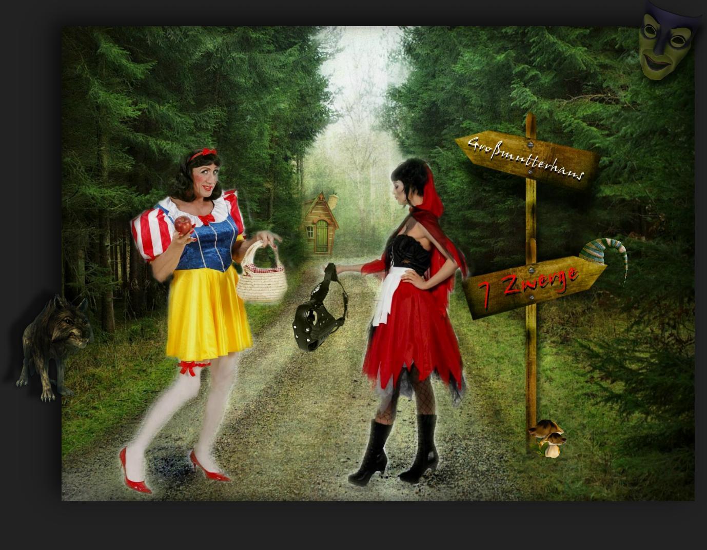 S&R I: Rollentausch im Märchenreich