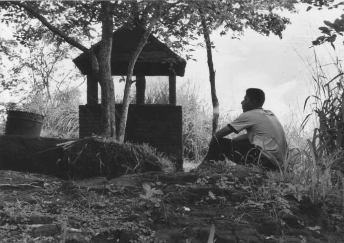 Sri Lanka 2003 -Einsamkeit