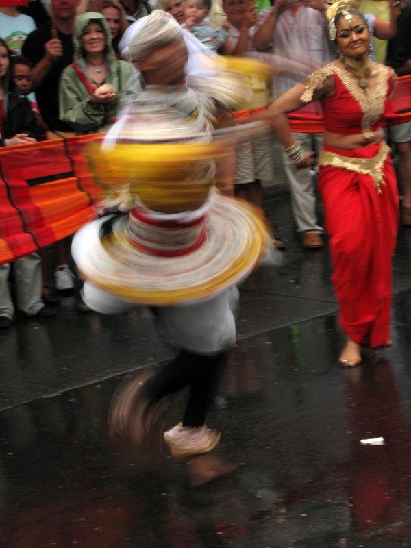 Sri Lanka Dancer