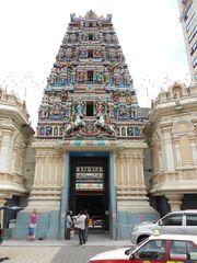 sri mahamariamman tempel KL