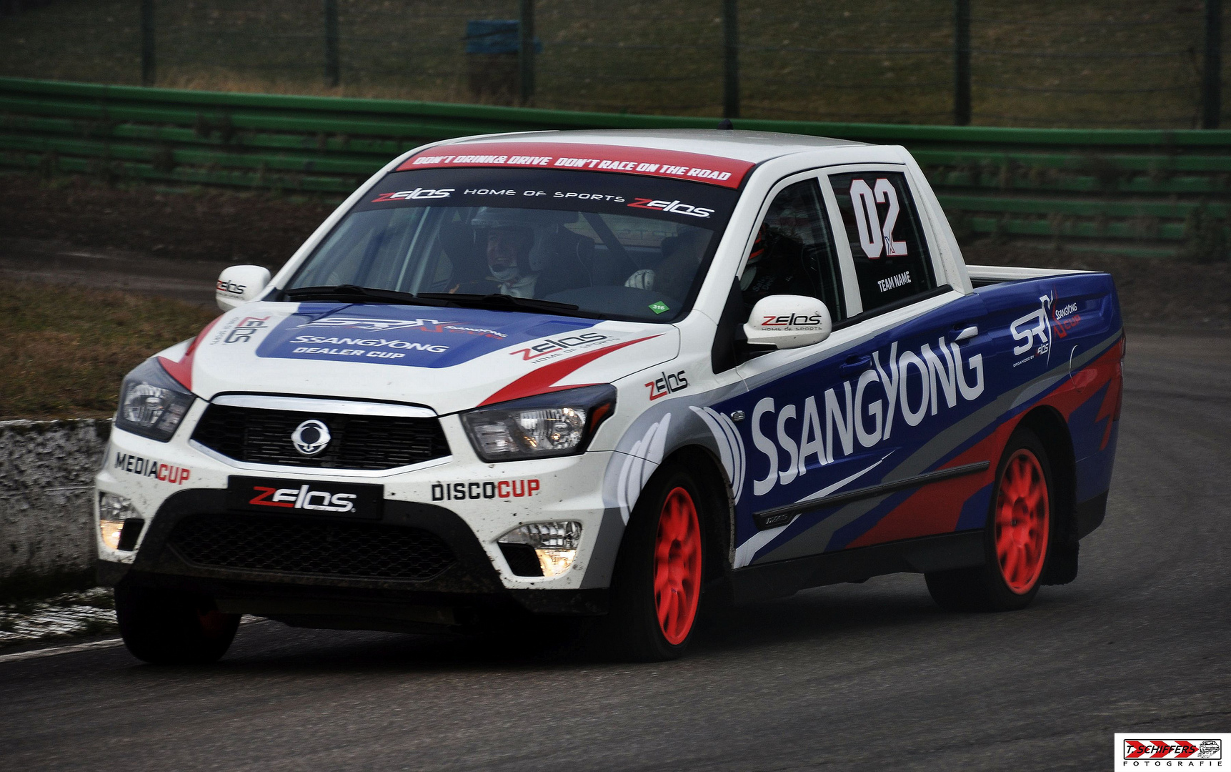 SSANGYONG RX CUP 2017