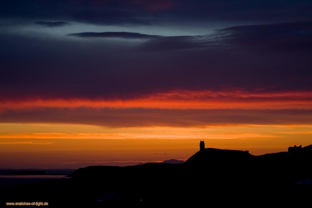 SSSS - Sunset - Stein - Skye - Scotland
