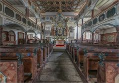 "St. Aegidienkirche - Regnitzlosau "" Gott zu Gefallen... """