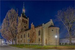St. Andreas in Biere
