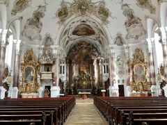 St. Andreas Kirche Nesselwang