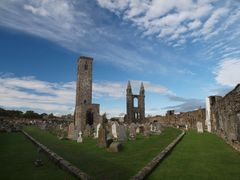St. Andrews Cathedral & Cemetery