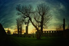 St. Andrews Cathedral Pano