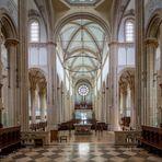 St. Anna (Neuenkirchen) Blick zur Orgel