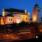 St. Anne by night