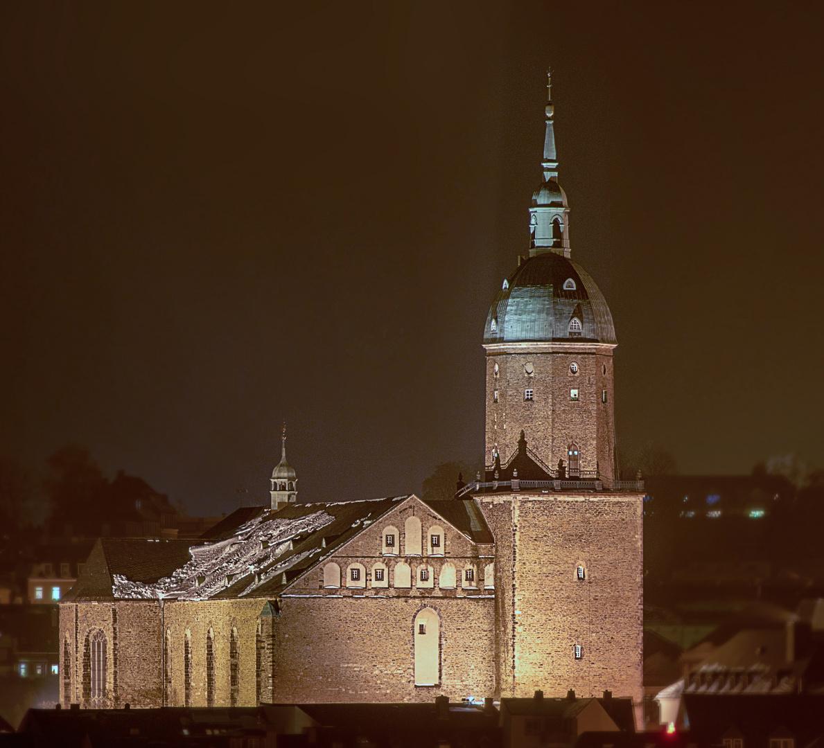 St. Annenkirche in Annaberg-Buchholz