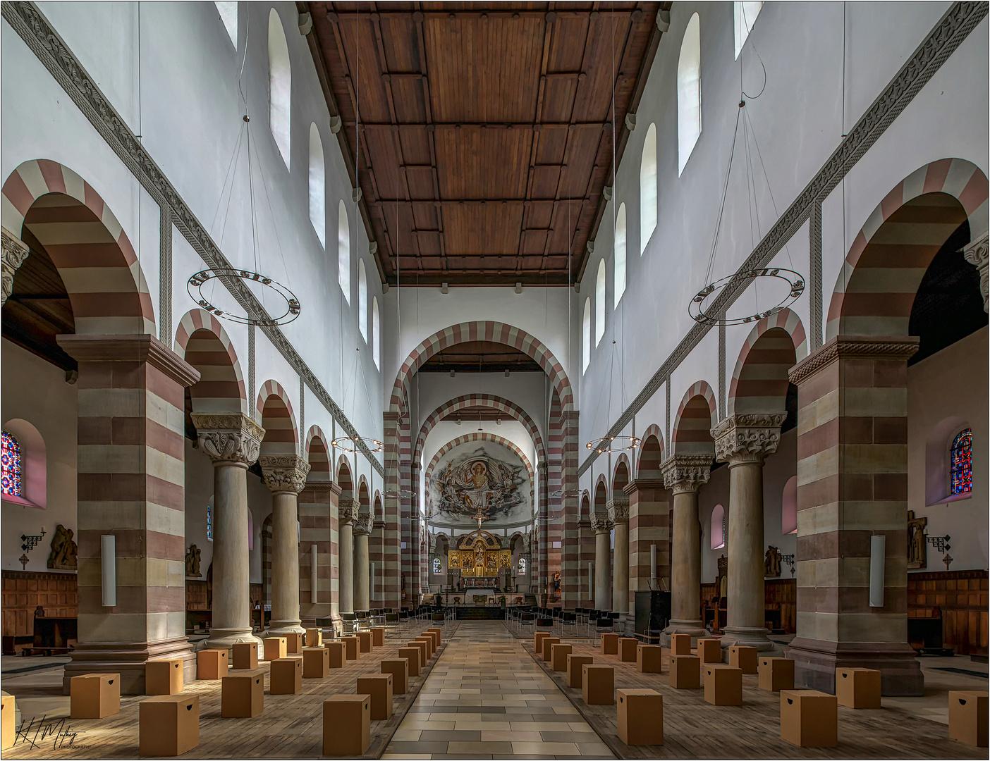 "St. Antonius  Basilika - Rheine "" Gott zu Gefallen... """