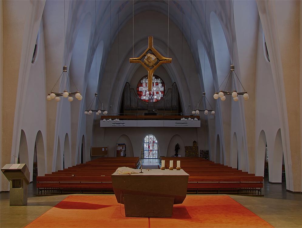 St. Antonius Orgel