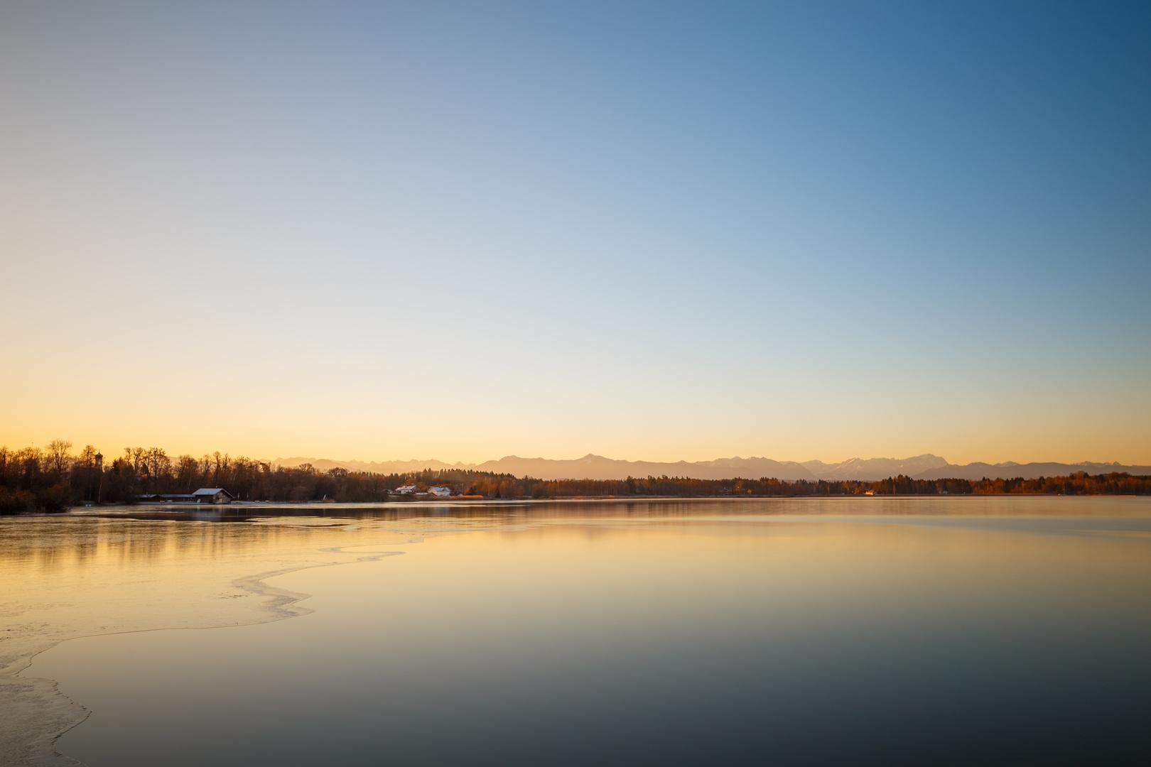 St. Arnberg sunrise