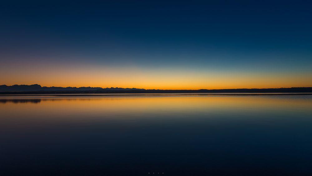 St. Arnberg Sunset