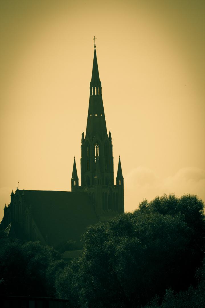 St.-Bartholomaei-Kirche von Demmin