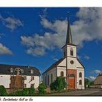 St. Bartholomäus Kell am See