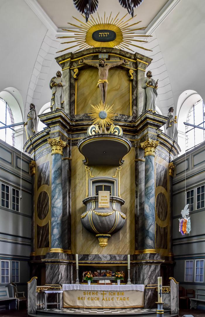 St. Bartholomäus-Kirche Wilster Krs. Steinburg (2)