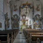 """St. Bartholomäus u. St. Georg  - Volkach """" Gott zu Gefallen... """""""