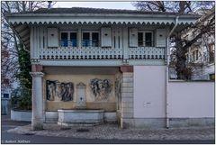 """St. Brigitta-Brunnen """"Lebenslauf"""""""