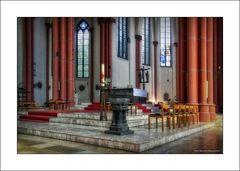 St. Clemens Solingen Altar ...