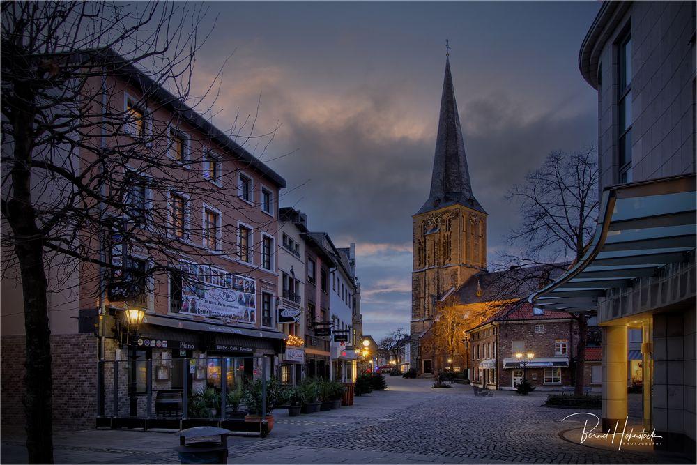 St. Clemens Süchteln .... und der Lockdown