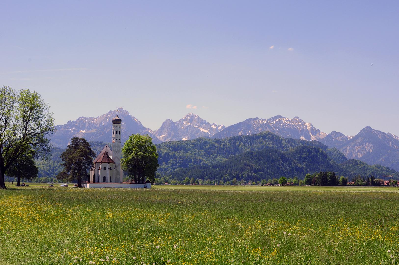_St. Coloman bei Füssen
