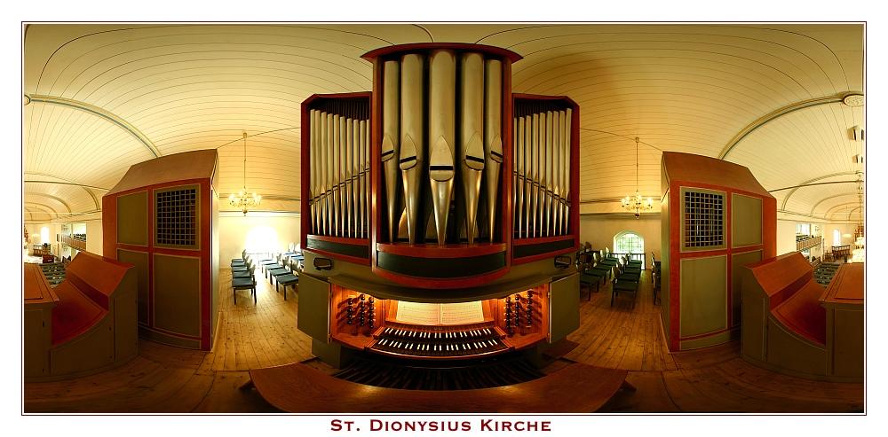 St. Dionysius Kirche 360°